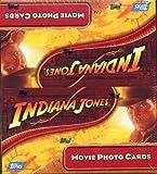 映画「インディ・ジョーンズ クリスタル・スカルの王国」トレーディングカード (BOX)