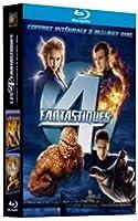 Les 4 fantastiques + Les 4 fantastiques et le Surfer d'Argent [Blu-ray]