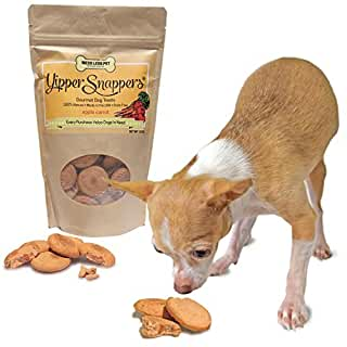 Grain Free Yipper Snappers gourmet dog treats