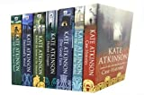 Kate Atkinson Kate Atkinson Collection Jackson Brodie 7 Books Set Pack (Behind The Scenes at The Museum, Human Croquet, One Good Turn, Case Histories, When Will there be Good News, Emotionallay Weird, Not the end of the World)