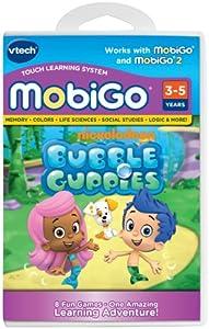 VTech MobiGo Software Cartridge - Bubble Guppies