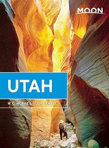 Moon Utah (Moon Handbooks)