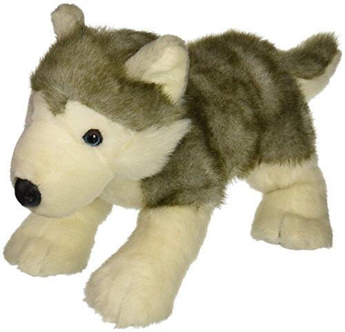 "Husky Dog Plush Toy 15"" Collectible - 1"