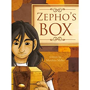 Zepho's Box Audiobook