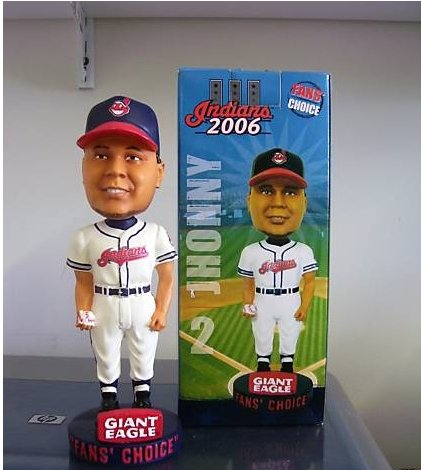 2006-cleveland-indians-johnny-peralta-bobblehead-giant-eagle-fans-choice