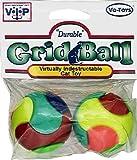 Vo-Toys Plastic Grid Balls 2 pack Cat Toy