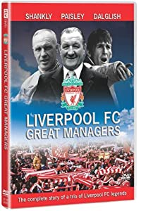 Liverpool - 3 Great Managers Dvd by ITV Studios