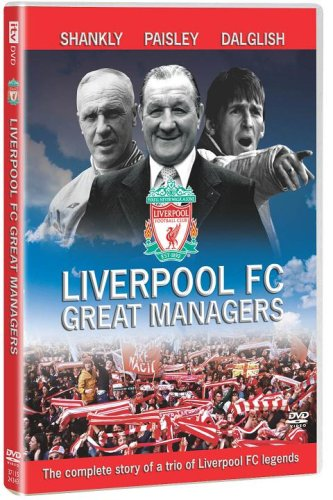 Liverpool Fc: 3 Great Managers [DVD]
