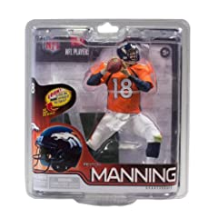 McFarlane Toys NFL Series 30 - Peyton Manning Action Figure (Colors may vary) by Unknown