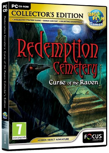 Redemption Cemetery: Curse of the Raven Collector' (PC)