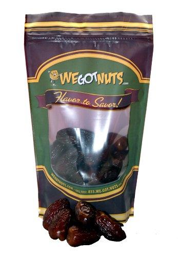 Medjool Dates, Bulk, 5 Lbs - We Got Nuts