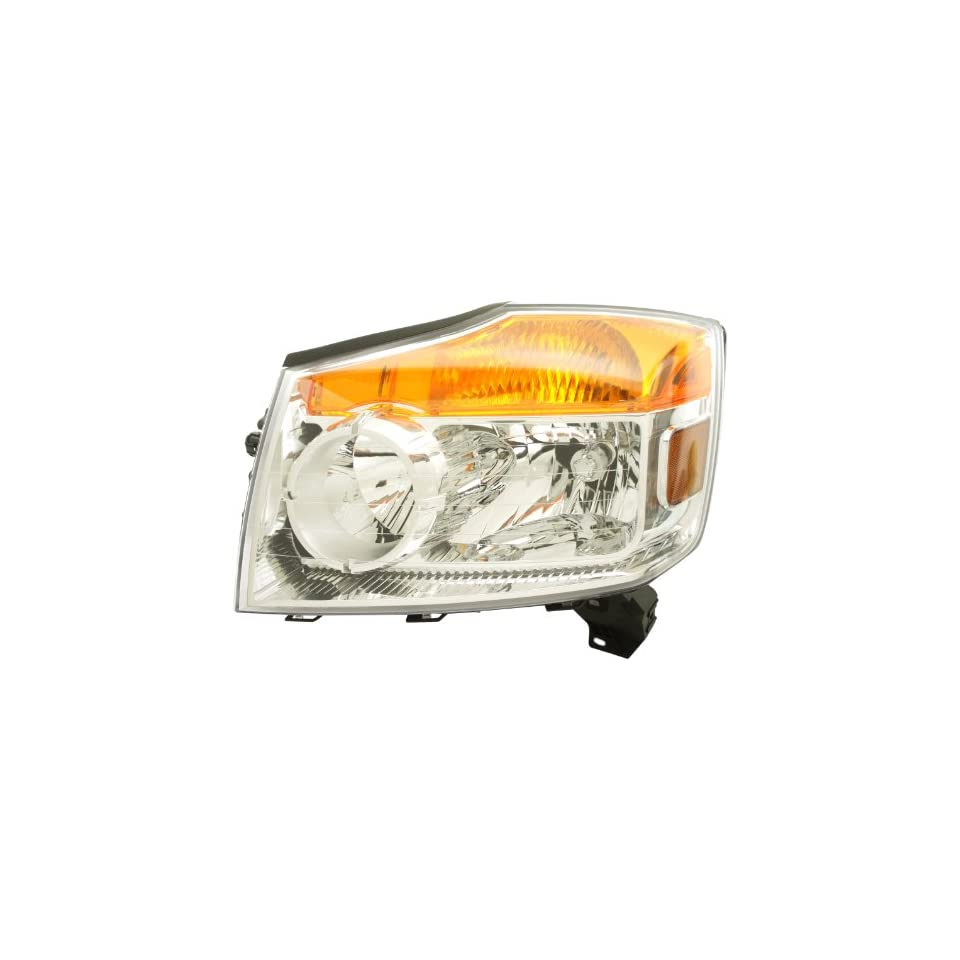 Genuine Nissan Parts 26060 9GA0B Driver Side Headlight Assembly Composite