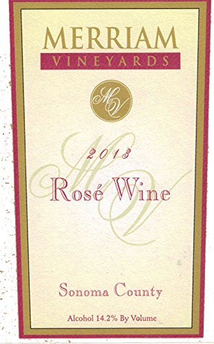 2013 Rose Of Cabernet Sauvignon 750 Ml