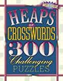 img - for Heaps of Crosswords: 300 Challenging Puzzles book / textbook / text book