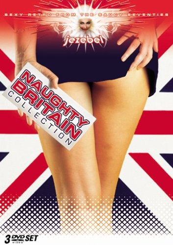 Naughty Britain Collection (REGION 1) (NTSC) [DVD] [US Import] image