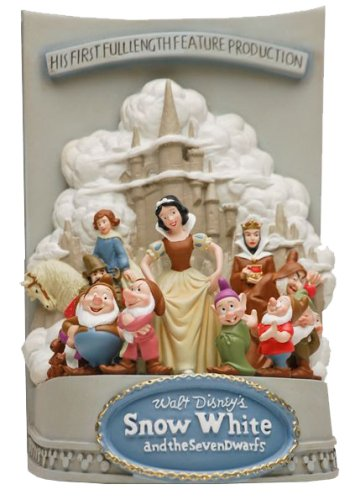 Walt Disney Showcase Collection - 3D Movie Poster: Snow White