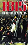 img - for 1815 the Return of Napoleon book / textbook / text book