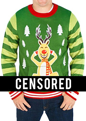 Frisky Rudolph Naughty