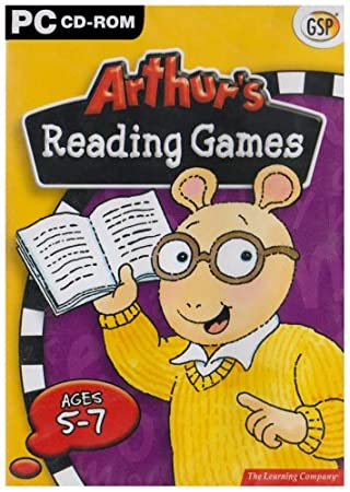 Arthur's Reading Games (PC)