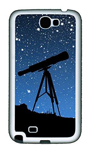 Samsung Galaxy Note Ii N7100 Case,Samsung Galaxy Note Ii N7100 Cases - Sky Telescope Custom Design Samsung Galaxy Note Ii N7100 Case Cover - Polycarbonate¨Cwhite