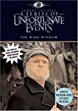 The Wide Window, Movie Tie-in Edition (A Series of Unfortunate Events, Book 3) (0060758082) by Lemony Snicket