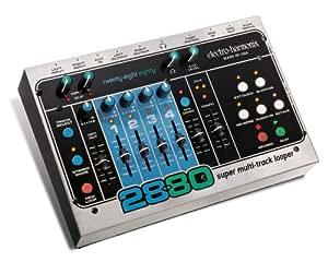 Electro-Harmonix 2880 Super Multi-track Looper