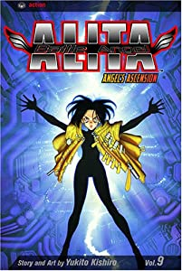 Battle Angel Alita, Vol. 9: Angel's Ascension by Yukito Kishiro