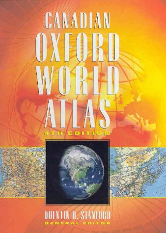 Canadian Oxford World Atlas