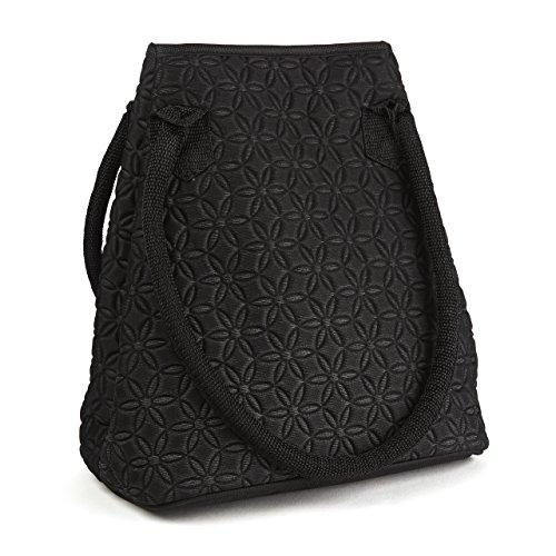 Soft Sculpt Dakota Insulated Lunch Bag (Black) - 1