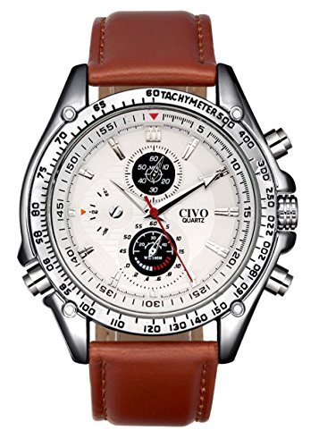civo-mens-luxury-brown-leather-band-japan-movement-quartz-wrist-watch-classic-fashion-design-dress-c