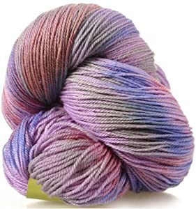 Dream in Color Smooshy Sock Yarn - Pansy Golightly