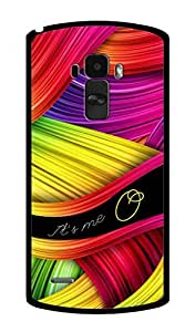 LG G4 Stylus Printed Back Cover