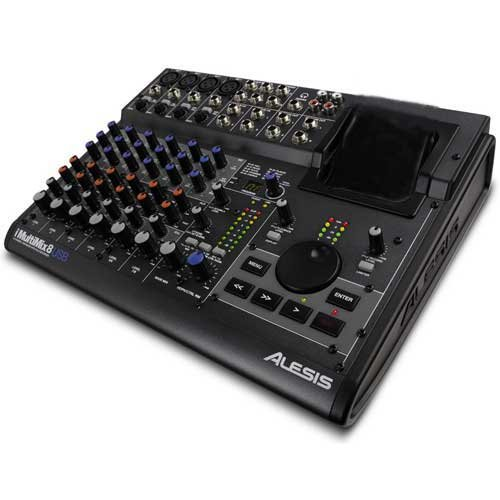Alesis iMultiMix 8USB All-in-one Tabletop Mixer