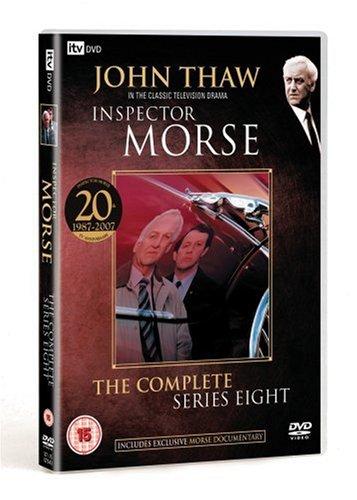 Inspector Morse - Series 8 [DVD]