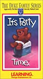 It's Potty Time [VHS]