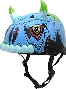 Krash Deadheadz Toro Skull Helmet, 54-58cm by Krash