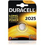Duracell Specialty Type 2025 Lithium Coin Battery, Pack Of 1
