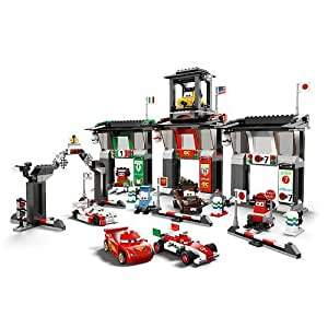 LEGO Disney Cars Exclusive Limited Edition Set #8679 Tokyo International Circuit