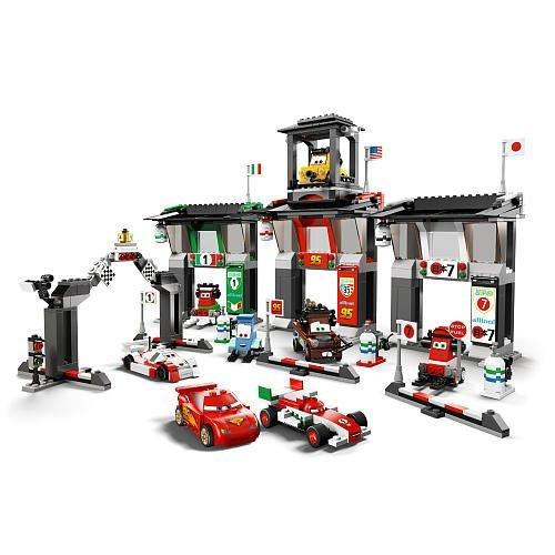 LEGO Disney Cars Exclusive Limited Edition Set #8679 Tokyo International Circuit (japan import) günstig als Geschenk kaufen