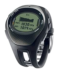 Suunto X9i Wrist-Top GPS Computer Watch with Altimeter, Barometer, Compass, and GPS (Black)