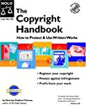 The Copyright Handbook: How to Protect & Use Written Works with CDROM (141330091X) by Stephen Fishman