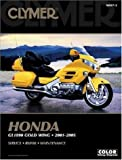 img - for Clymer Honda Gl 1800 Gold Wing 2001-2005 (Clymer Motorcycle Repair) (Clymer Color Wiring Diagrams) book / textbook / text book