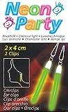 Luz Química - 2 clips Luz del oído