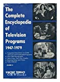 The Complete Encyclopedia of Television Programs (0498021777) by Vincent Terrance