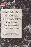 Managing global alliances