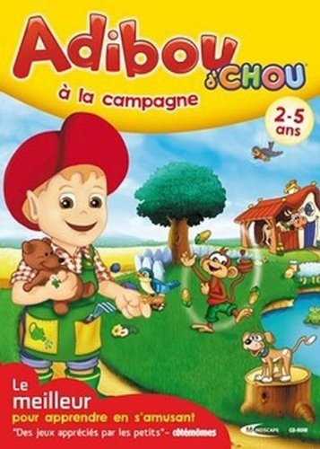 Adiboud'chou a la campagne (vf - French software)