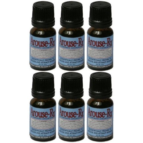 Arouse-Rx Sex Pheromones For Men: Unscented Cologne Additive to Attract Women - 60mL
