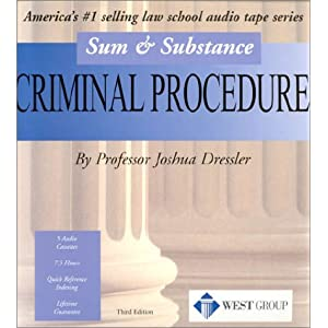 Criminal Procedure - Joshua Dressler