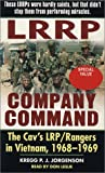 LRRP Company Command: The Cav's LRP/ Rangers in Vietnam, 1968-1969