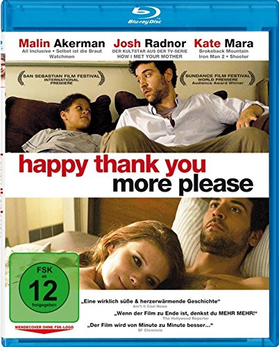 happy thank you more please (Happythankyoumoreplease) (Blu-ray)